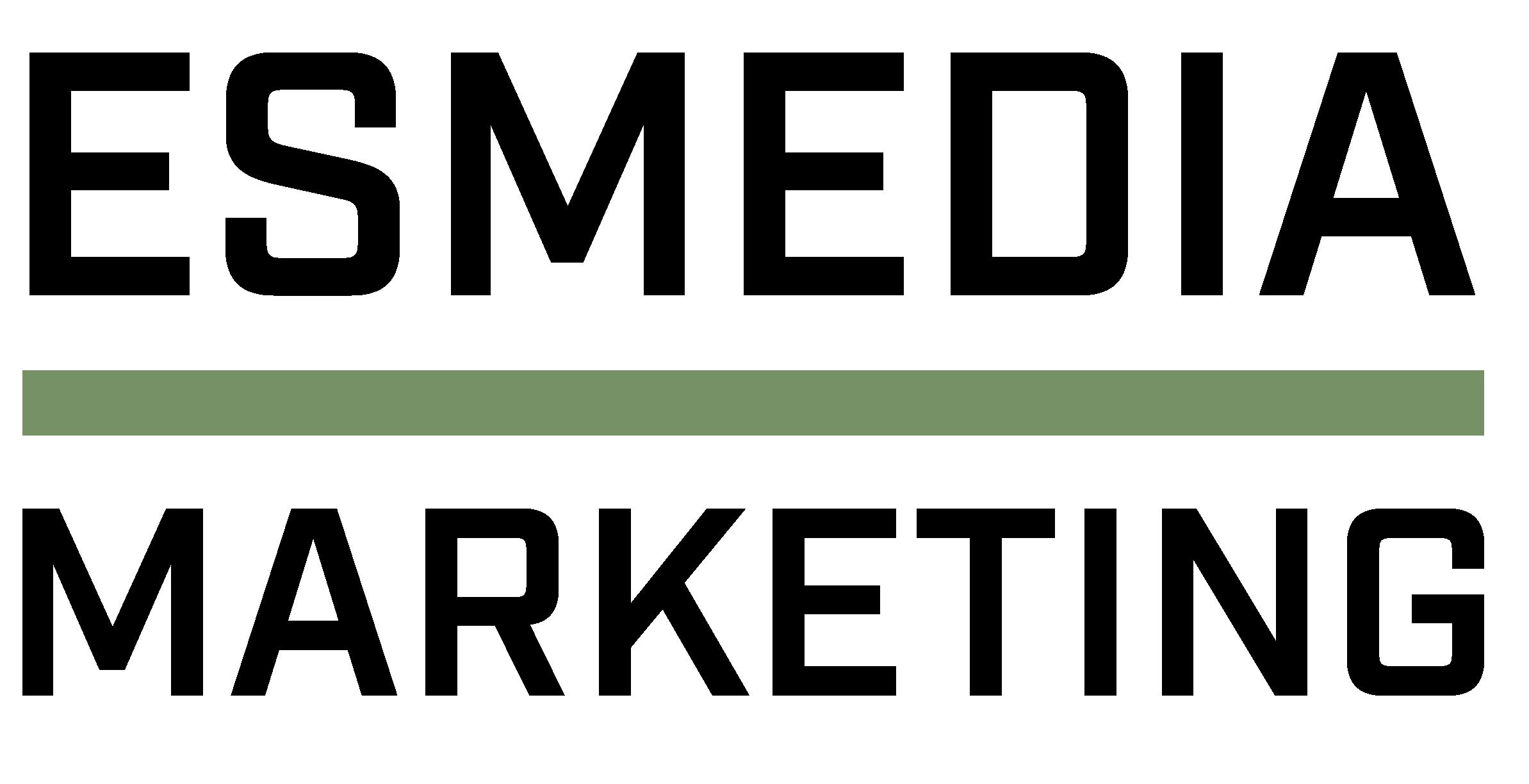 Logo ESMEDIA Marketing